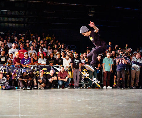 Battle at the Berrics 7 :: PROS VS. JOES