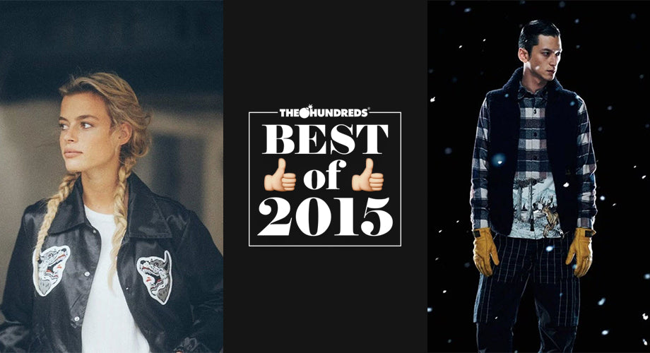 Best Streetwear Collaborations of 2015