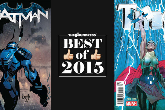 The Top 10 Comics of 2015