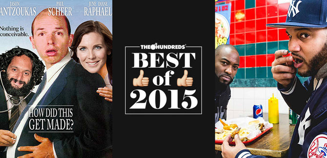 The Best Podcasts of 2015