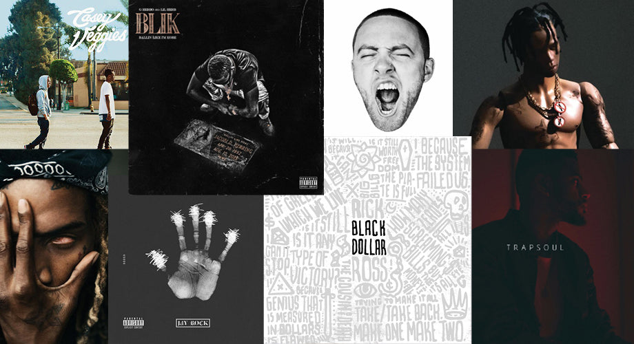 Rounding Up the Top 10 Music Projects Released Last Month