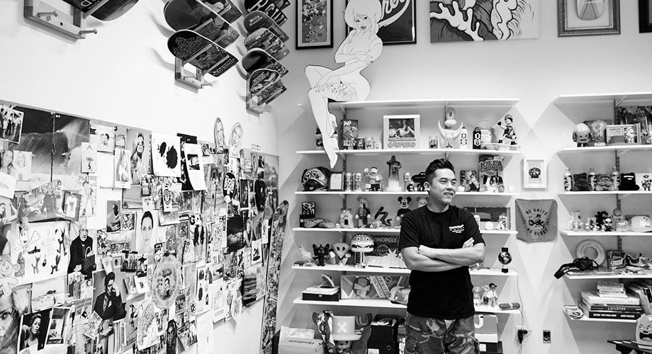 Bobby Hundreds on the Importance of Making Things That Matter