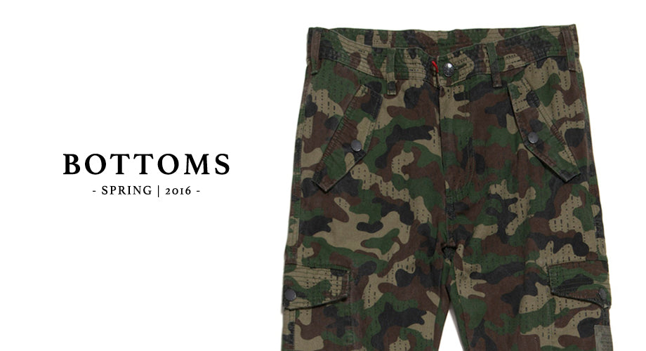 Available Now :: The Hundreds Spring 2016 D1 & D2 Bottoms