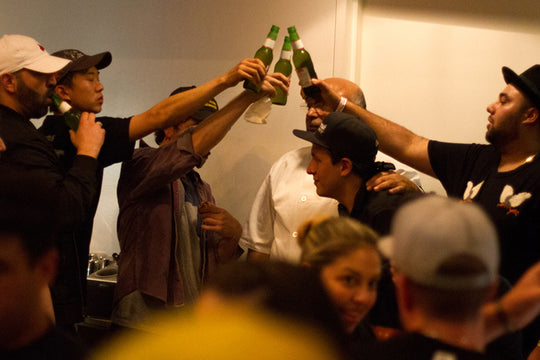 Video Recap :: The Hundreds Eat Meet @ Badmaash LA