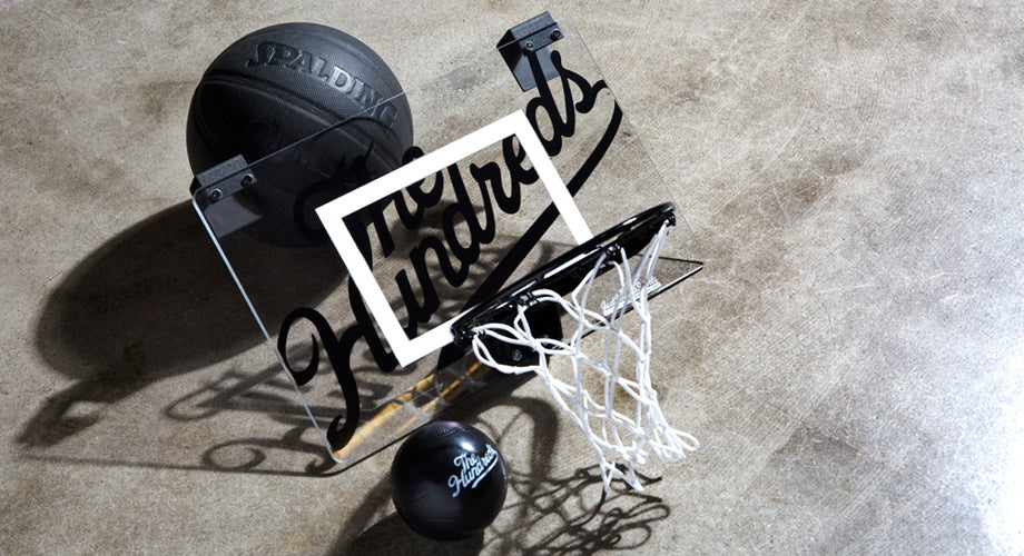 The Hundreds Basketball Hoop :: Available Now