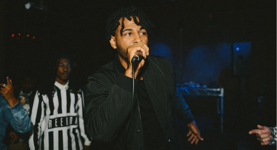 Listen to Timbaland Co-signed R&B Artist Brandon Tory's 'Yaga Season'