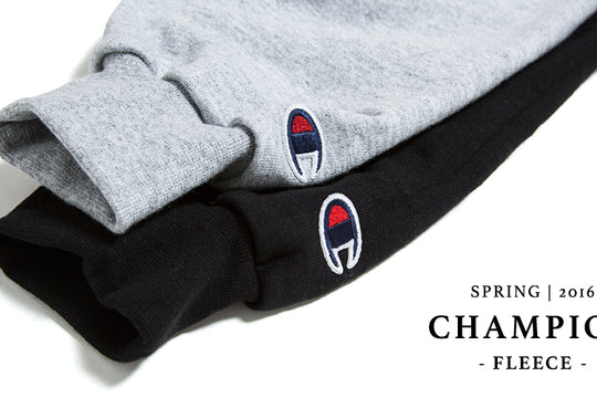 Available Now :: The Hundreds Spring 2016 Champion Eco Fleece Collection