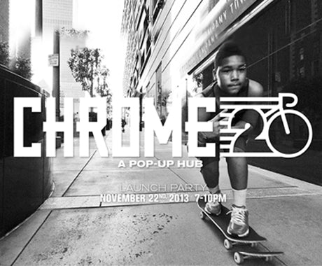 Chrome L.A. Pop-Up