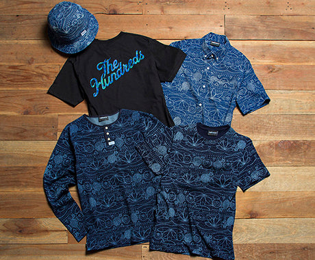 THE HUNDREDS SPRING 2015 :: CONSTELLATION PACK