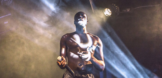 Review :: Stormzy's First Show in Los Angeles, Presented By Red Bull Sound Select