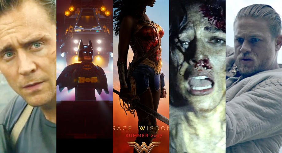 5 COMIC-CON TRAILERS WE'RE EXCITED ABOUT