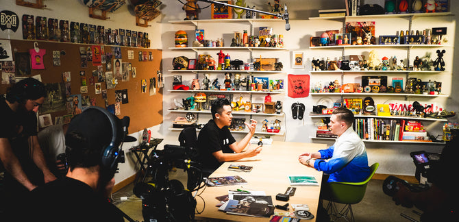 People Over Product :: Complex Features Bobby Hundreds on New Interview Series 'The Blueprint'