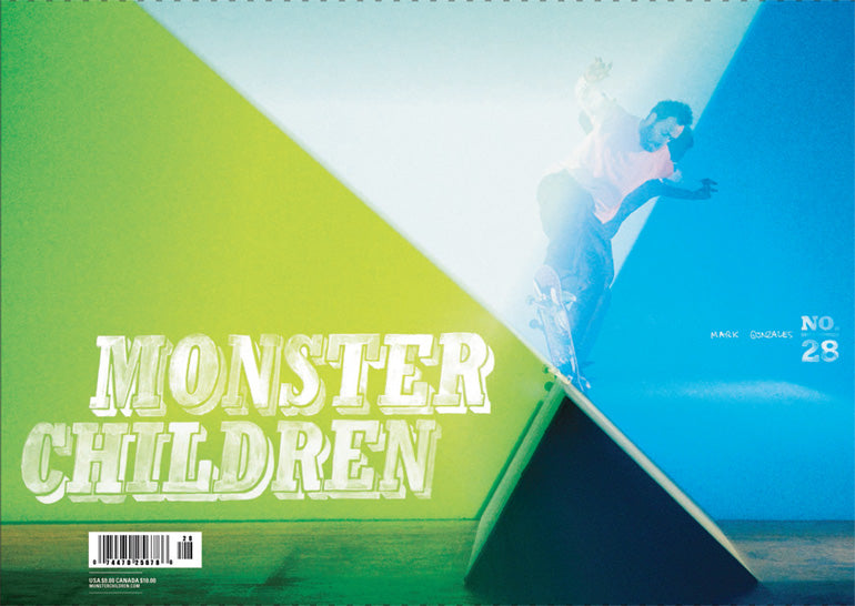 Lucy Goodwin :: Monster Children Magazine