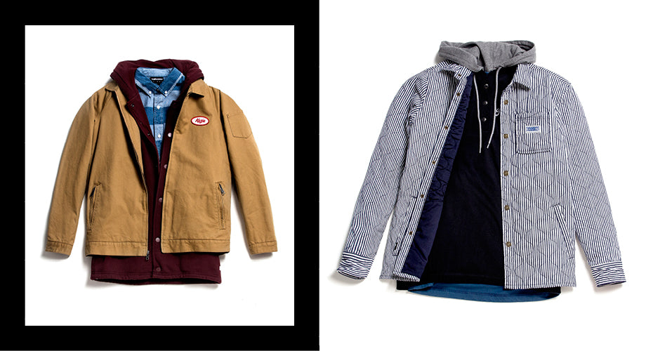 The Hundreds Winter 2015 :: Cut and Sew :: Available Now