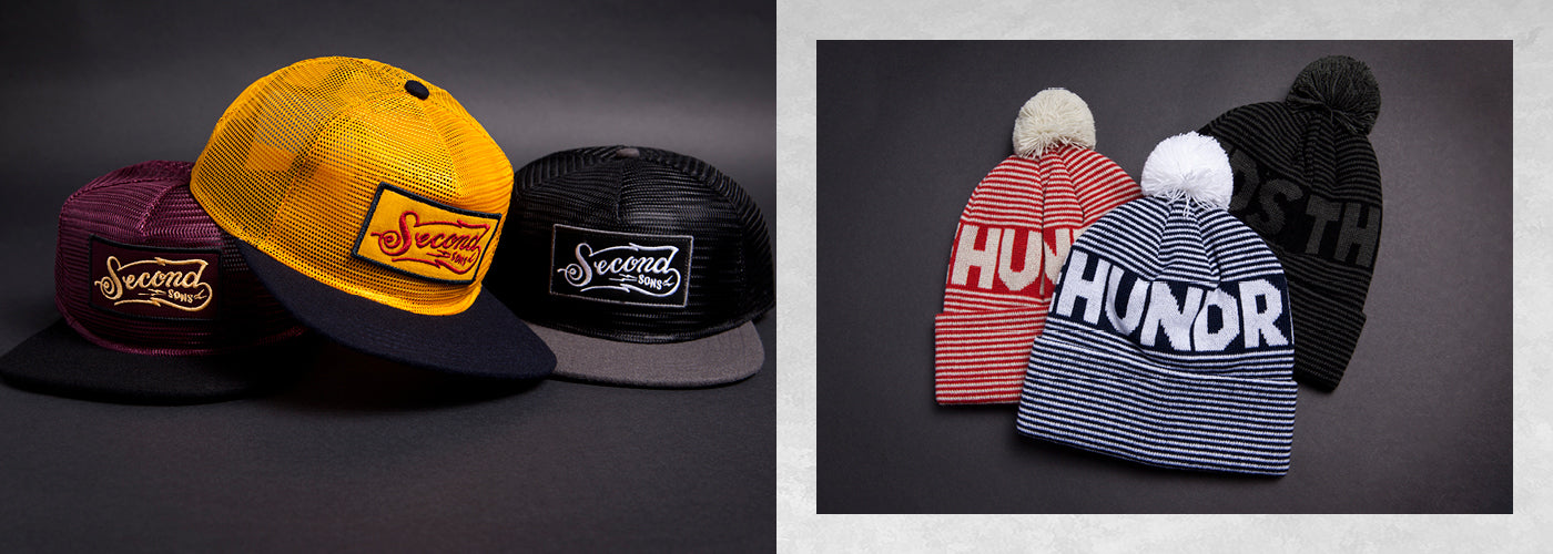 The Hundreds Fall 2015 D2 Highlights :: Headwear :: Available Now