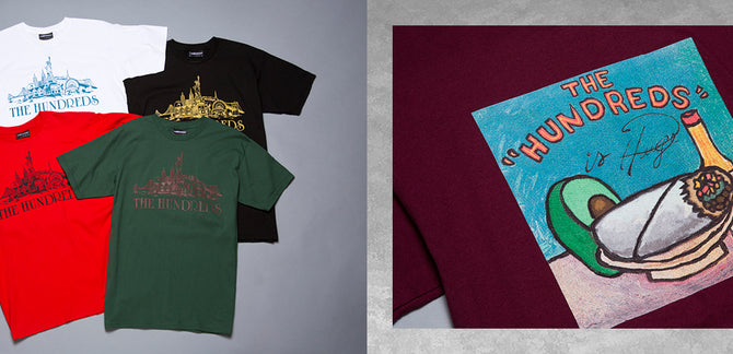 The Hundreds Fall 2015 Highlights :: Graphic T-Shirts :: Available Now