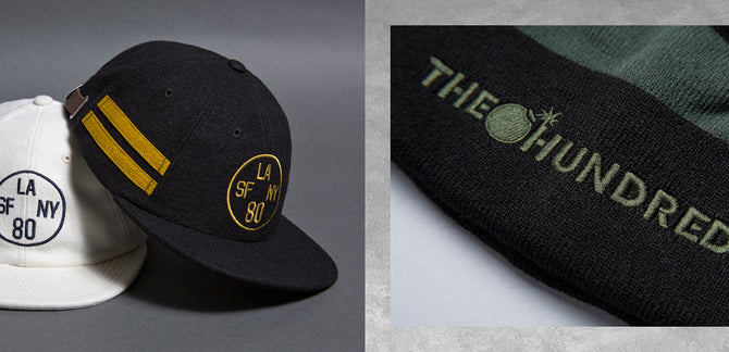 The Hundreds Fall 2015 D3 Highlights :: Headwear :: Available Now