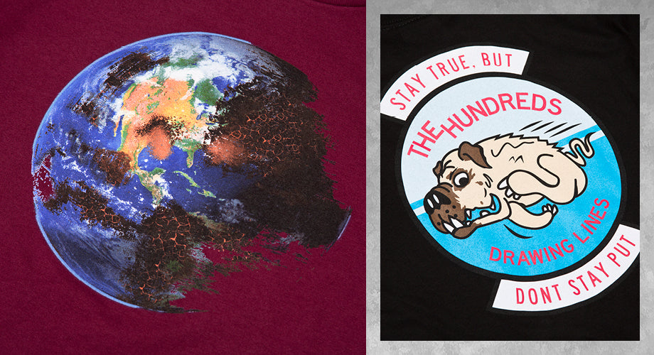 The Hundreds Fall 2015 Highlights :: Graphic T–Shirts :: Available Now
