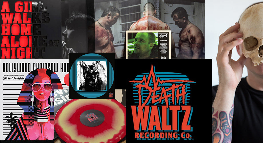 Inside the Cinematic World of Death Waltz Recordings