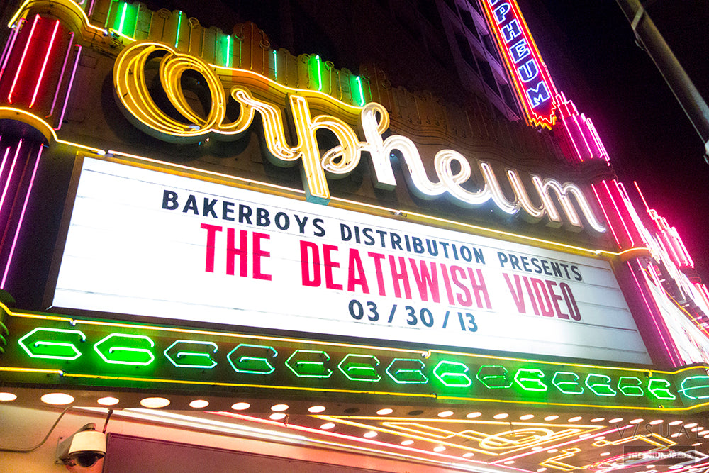 I had a Deathwish Night