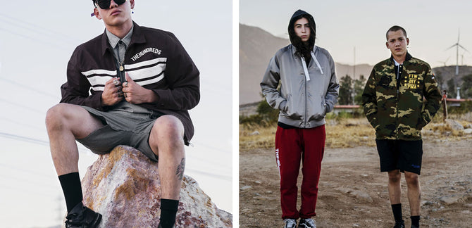 The Hundreds Spring 2018 Lookbook