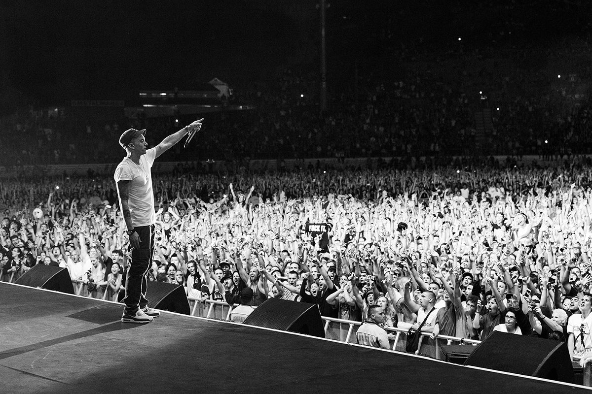 Making Pictures :: Eminem in New Zealand