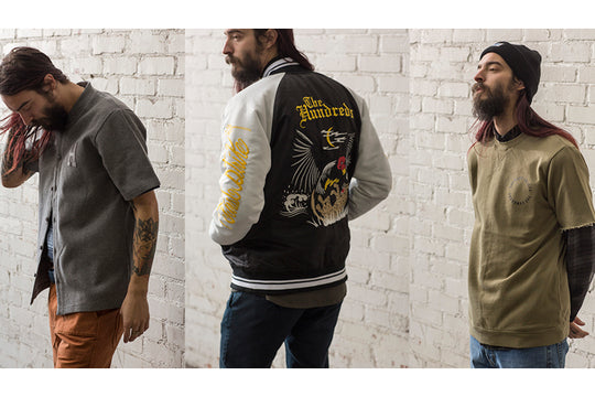 Sneak Peek :: The Hundreds Fall 2016 Collection