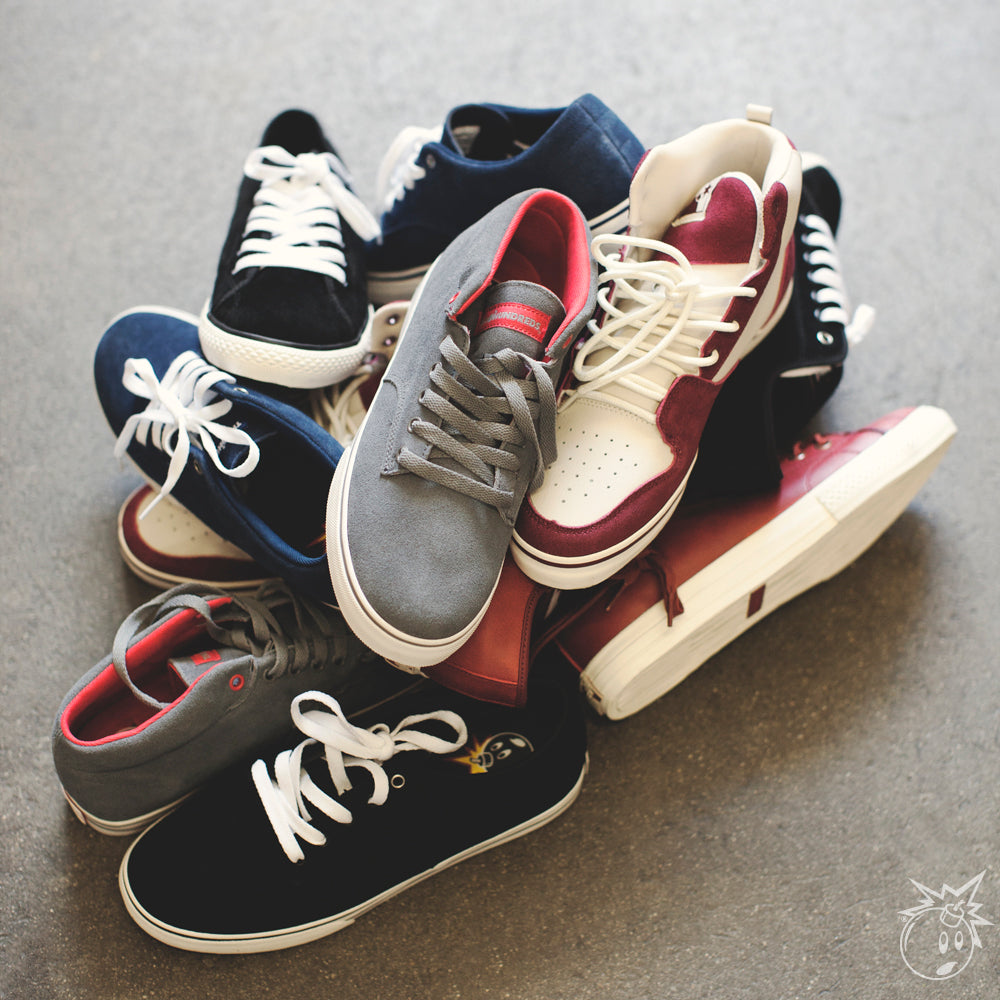 THE HUNDREDS FALL 2012 :: FOOTWEAR