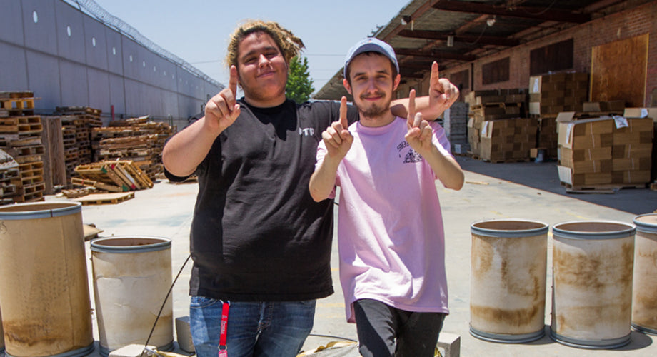 An Interview with the Ren & Stimpy of Rap, Pouya & Fat Nick
