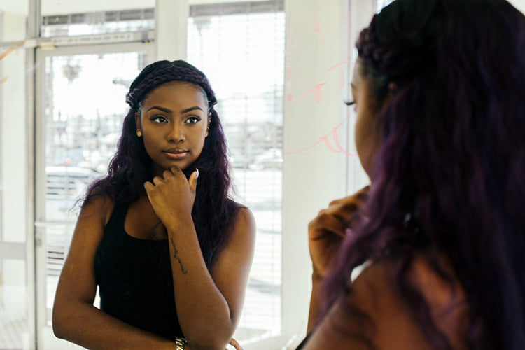 New Rules :: How Justine Skye Went from Tumblr to the Top of the World
