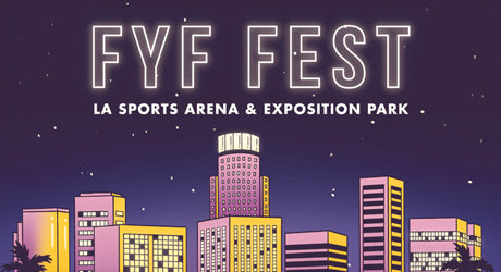 FYF 2015 Lineup Revealed