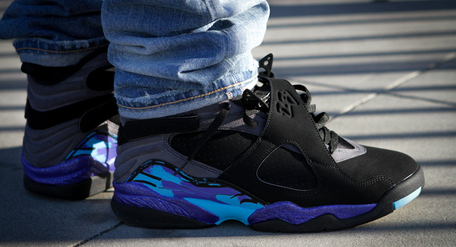 A Closer Look at the Air Jordan 8