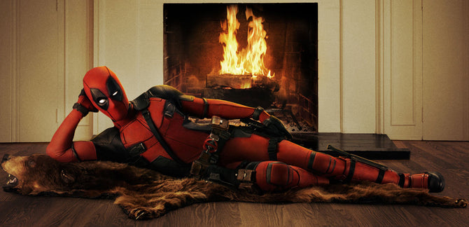Hollywood's Newest, Biggest, Ugliest Hero :: Deadpool Review