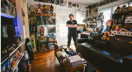 SECRET STASH :: Jack Rossi and His Insanely Massive Toy Collection