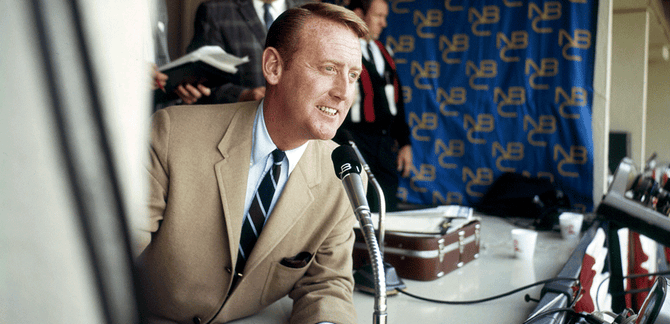Why Dodgers Broadcaster Vin Scully is a Goddamn American Legend