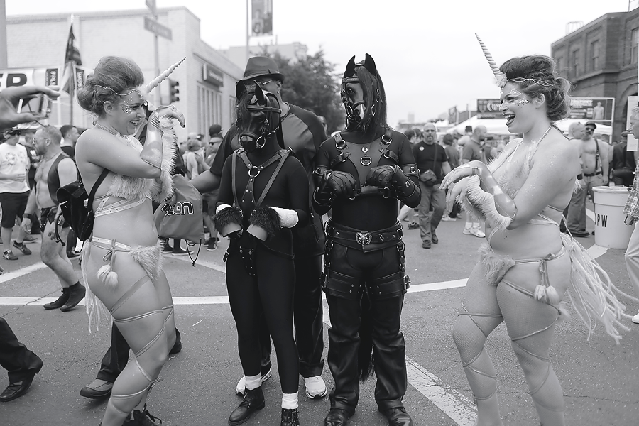 So I Went To The Folsom Street Fair :: San Francisco