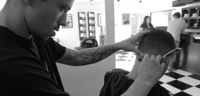 Frank's Chop Shop :: A Street Smart Barbershop for the Modern Gentleman