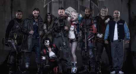 Get to Know Every Villainous Hero From the Upcoming Suicide Squad Movie
