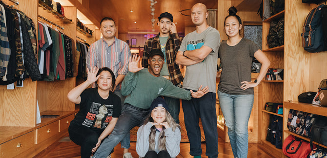 The Crew Behind Philadelphia's P's & Q's on Why Friendship, Passion, and Community Come First