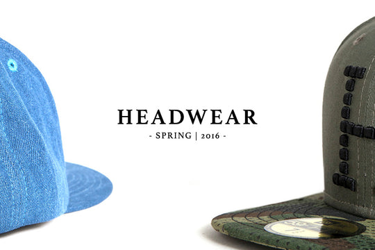 Available Now :: The Hundreds Spring 2016 Headwear