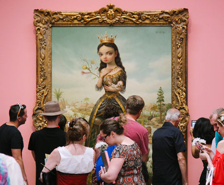 GODFATHER MARK RYDEN AND THE GAY NINETIES