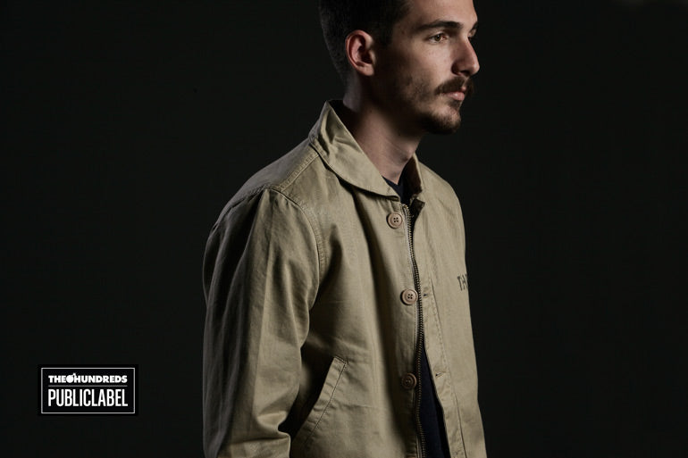 PUBLIC LABEL // SPRING+SUMMER : 2011 // LOOKBOOK
