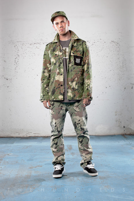 THE HUNDREDS FALL 2012 PRODUCT LOOKBOOK