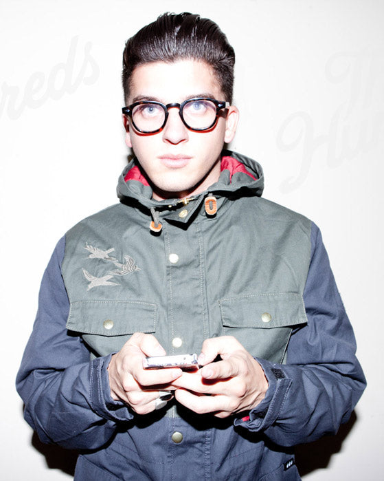 THE HUNDREDS OUTERWEAR :: WINTER 2012