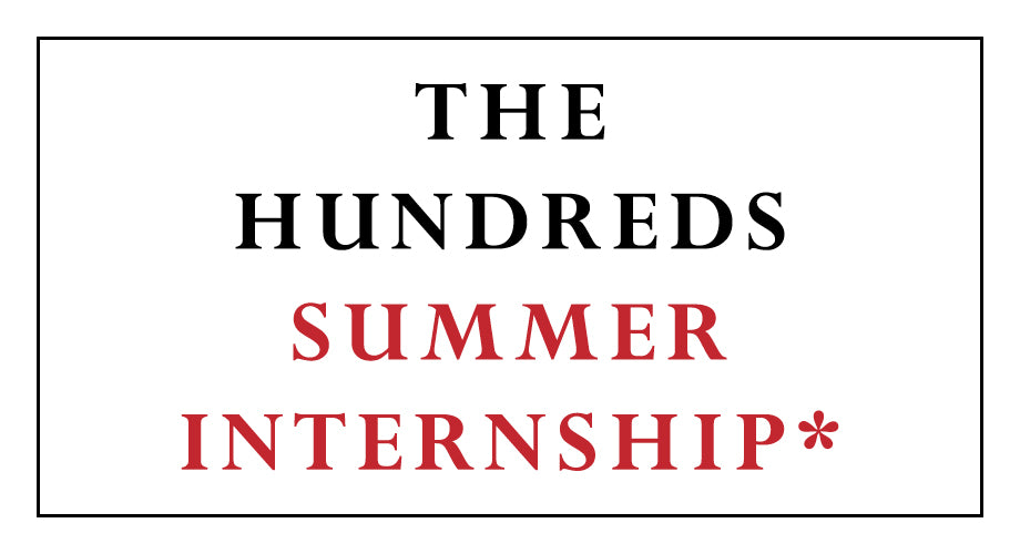 June 17 :: The Hundreds Summer Internship Interviews