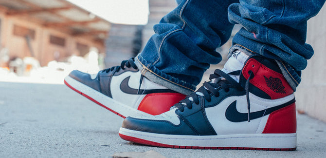 Don't Trip :: Jon Hundreds Takes a Closer Look At The Nike Air Jordan 1