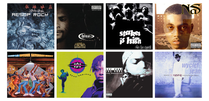F**k Your List :: My Top 15 Rap Albums of All Time, Part 1