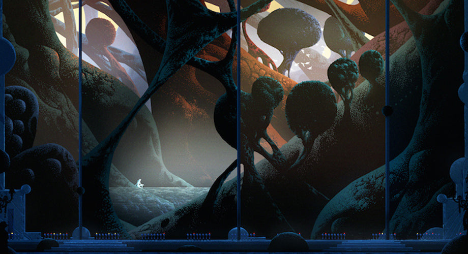 Oddworld :: Journey Into the Surreal Through the Art of Kilian Eng