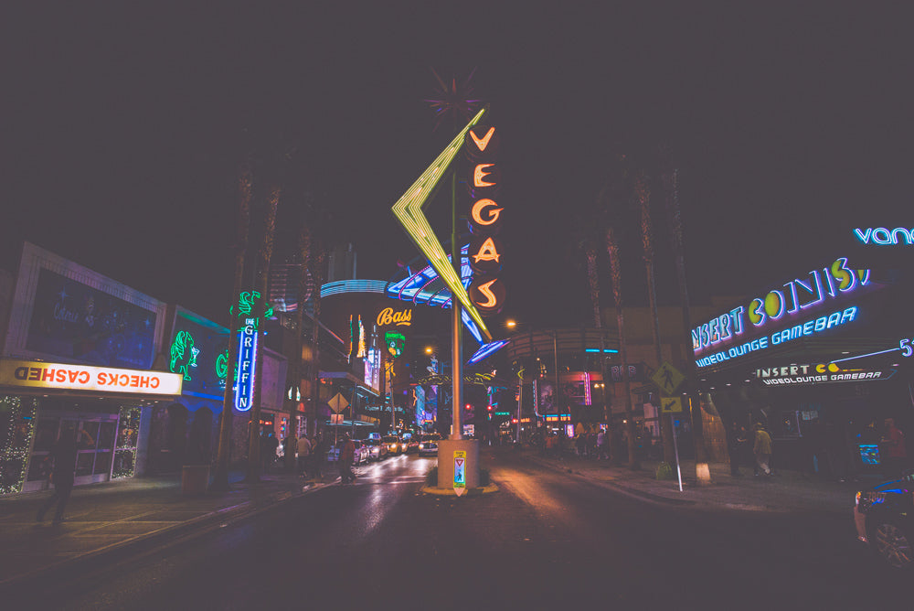 Visions of Vegas :: Part 1