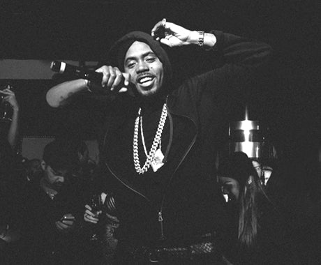 Visions of Vegas :: Part 4 :: Nas Live at 1 Oak
